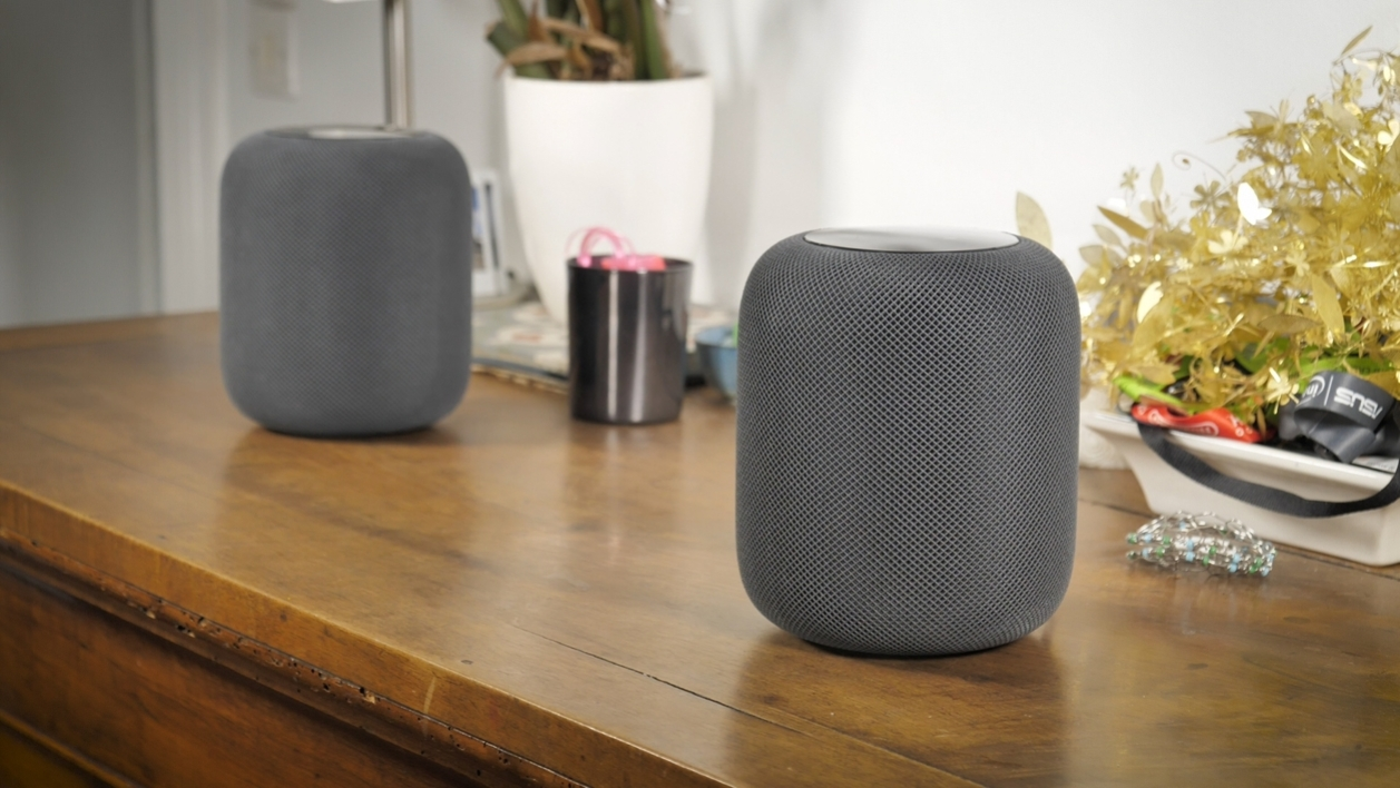 HomePods AirPlay 2