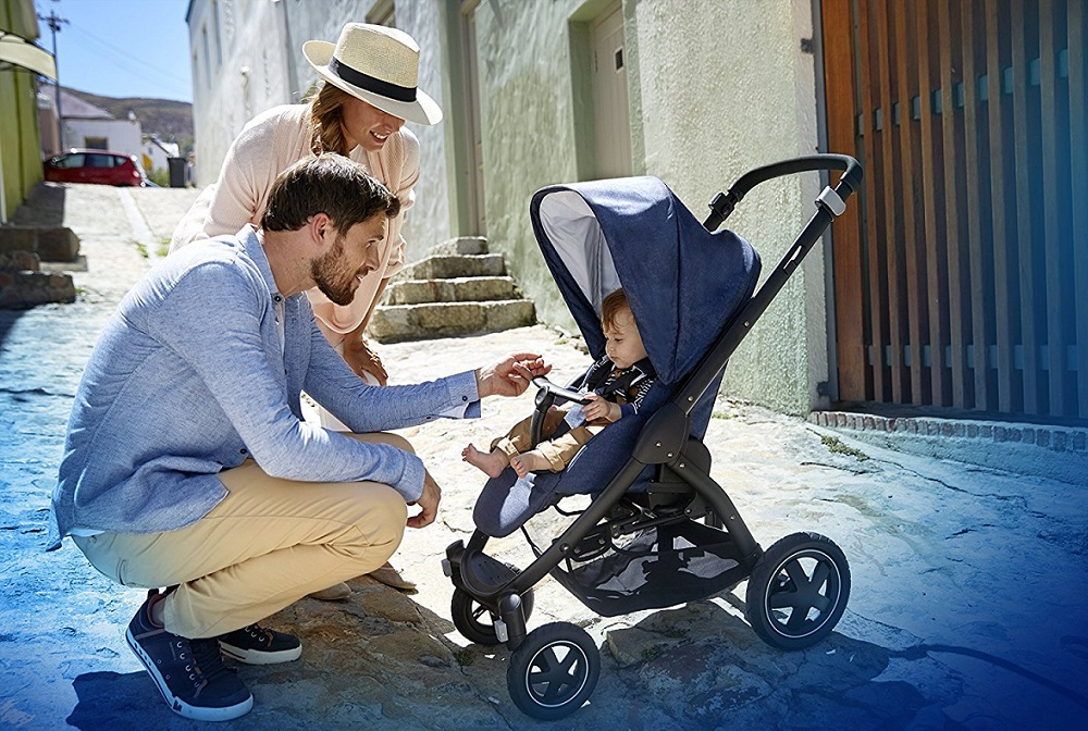 Conseils pour choisir une bonne poussette pour votre enfant
